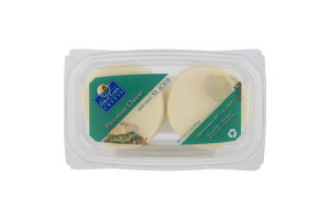 Great Lakes Cheese Slices Provolone