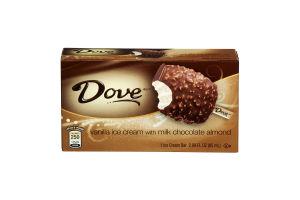 Dove Milk Chocolate Almond Vanilla Ice Cream Bar