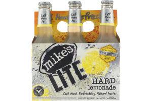 Mike's Lite Hard Lemonade - 6 PK