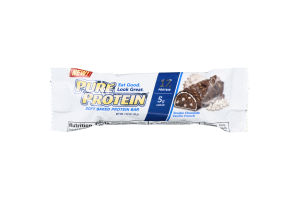 Pure Protein Soft Baked Protein Bar Double Double Chocolate Vanilla Crunch