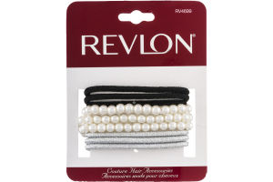 Revlon Coutoure Hair Accessories Elastics - 9 CT