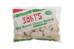 Yoni's Mini Round Cheese Ravioli