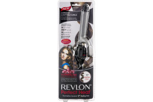 "Revlon Perfect Heat Tourmaline Ceramic 1"" Styling Iron"