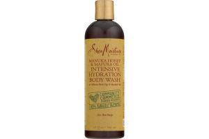 Shea Moisture Manuka Honey & Mafura Oil Intensive Hydration Body Wash