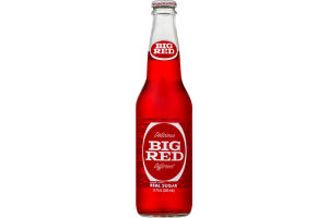Big Red Made With Real Sugar Beverage