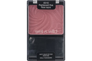 Wet n Wild Coloricon Blusher 831E Pearlescent Pink