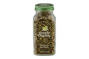 Simply Organic Herbes De Provence