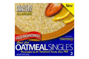 Tabatchnick Old Fashioned Steel Cut Oatmeal Singles