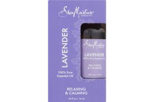 Shea Moisture 100% Pure Essential Oil Lavender