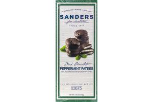 Sanders Fine Chocolatiers Dark Chocolate Peppermint Patties