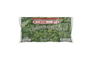 Bodek Chopped Spinach