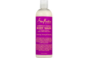 SheaMoisture Superfruit Complex Body Wash w/ Mango Butter & Green Coffee Bean Extract