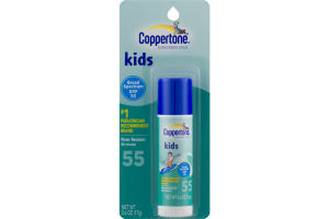 Coppertone Kids Sunscreen Stick SPF 55