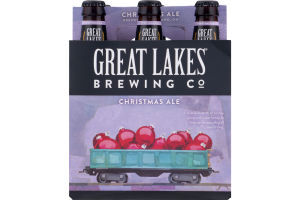 Great Lakes Brewing Co. Christmas Ale - 6 PK