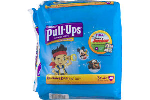 Huggies Pull-Ups Learning Designs Training Paints 3T-4T - 48 CT