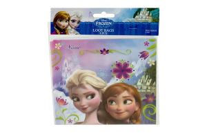 Disney Frozen Loot Bags - 8 PC