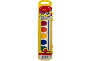 Cra-Z-Art Watercolors Washable - 8 CT