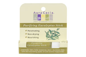 Aura Cacia Pure Aromatherapy Purifying Eucalyptus Stick