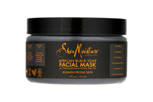 Shea Moisture Facial Mask African Black Soap