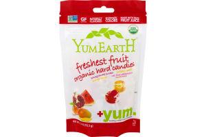 YumEarth Freshest Fruit Organic Hard Candies