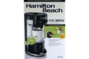 Hamilton Beach Flex Brew Single-Serve Coffeemaker