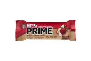 MET-Rx Prime Protein Bar Strawberries & Cream