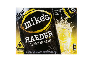 Mike's Harder Lemonade Lemonade Flavor - 12 CT