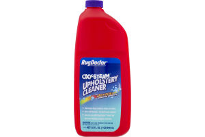 Rug Doctor Oxy-Steam Upholstery Cleaner With Oxygen Cleaning Boosters