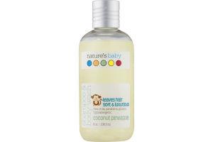 Nature's Baby Shampoo & Body Wash Coconut Pineapple