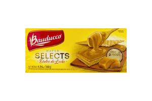 Bauducco Wafer Selects Dulce de Leche