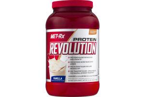 MET-Rx Protein Revolution Powdered Dietary Supplement Vanilla