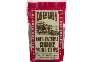 Cowboy Brand Cherry Wood Chips