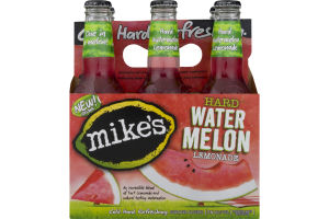 Mike's Hard Watermelon Lemonade - 6 PK