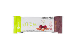 Perfectly Simple Nutrition Bar Bing Cherry & Almond