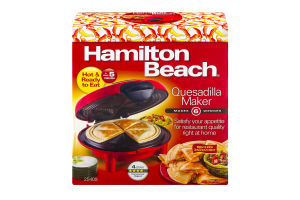 Hamilton Beach Quesadilla Maker