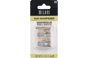 Milani Duo Sharpener #01