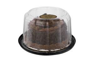 "Dutch Maid Bakery 4"" Chocolate Brownie Bash Cake"