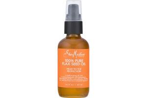 Shea Moisture 100% Pure Flax Seed Oil