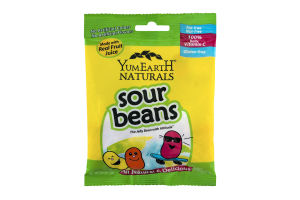 YumEarth Naturals Sour Beans