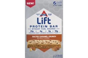 Atkins Life Protein Bar Salted Caramel Crunch - 4 CT