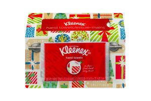 Kleenex Hand Towels - 55 CT