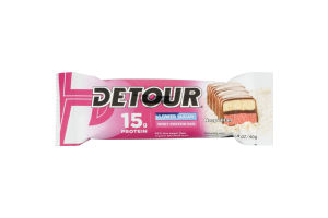 Detour 15g Whey Protein Bar – Lower Sugar Neapolitan
