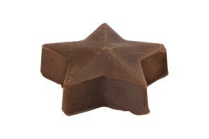 David's Belgian Dark Chocolate Peppermint Star