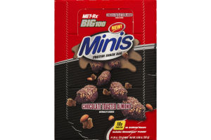 MET-Rx Minis Protein Snack Bars Chocolate Toasted Almond - 6 CT