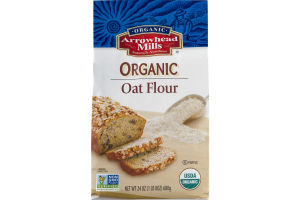 Arrowhead Mills Organic Oat Flour