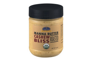 Manna Organics Manna Butter Roasted Cashew Bliss