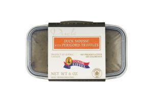 Tour Eiffel Duck Mousse With Perigord Truffles
