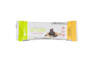 Perfectly Simple Nutrition Bar Roasted Cashew & Dark Chocolate