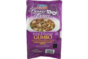 Tastee Choice Bayou Recipe Cookin' Shrimp & Sausage Gumbo