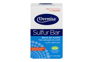 Dermisa Sulfur Bar